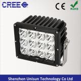 Lâmpadas resistentes do trabalho do diodo emissor de luz do CREE auxiliar de 12V-60V 9inch 120W