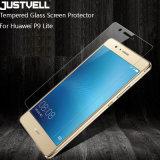 Huawei実行中P9 G9のための携帯電話の緩和されたガラススクリーンの保護装置