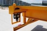 40feet twee Aanhangwagen van de Container van Assen de Skeletachtige