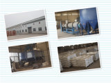 Acero inoxidable del material 410 de la alta calidad tirado - 0.8m m para la preparación superficial