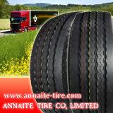 Neumático radial 385/65r22.5 del carro del acoplado