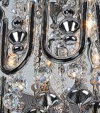 Lâmpadas de vidro à moda do teto
