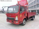 Vrachtwagen van de Lading van de Plicht van Sinotruk 5ton de Lichte