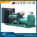 Heißer Verkauf elektrischer 50/60Hz Wechselstrom Dreiphasen1250kva öffnen sich,/leise Dieselgenerator-Set mit BRITISCHEM Motor