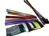 Clinquant d'estampillage chaud olographe pour le textile