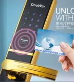 Bloqueo interior de la seguridad de la puerta del código de tarjeta dominante del alto grado