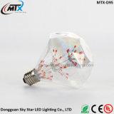 Ampoule étoilée chaude du blanc DEL 3W MTX de vente chaude