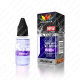 E-Líquido por atacado superior orgânico da nicotina de Vaporever ou Eliquid ou E-Suco ou Ejuice (os serviços do OEM são proporcionados)
