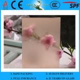 CE&ISO9001の4〜12ミリメートルクリア酸エッチングガラス