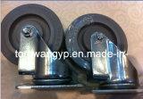 Chasse grise d'émerillon de 4 pouces pour le chariot de moteur