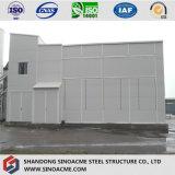 Ce Multifunctional construção de edifício de aço Prefab Certificated