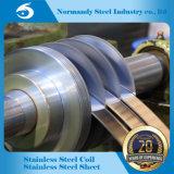 304 bande d'acier inoxydable de fini du miroir du numéro 8 8K pour la vaisselle de cuisine, la décoration et la construction