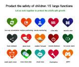 2017 neues Produkt GPS-Kind-Kinder, die Uhr aufspüren