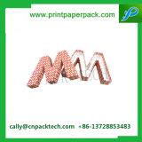 Оптовая продажа коробки губной помады логоса высокого качества горячая штемпелюя косметическая упаковывая изготовленный на заказ