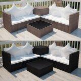 El sofá al aire libre del nuevo patio de aluminio del estilo fijó para al aire libre
