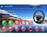 車のマルチメディア3G TVのiPod RDSとのカーラジオのステレオ