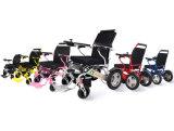 Einfach den leichten Portable tragen, der elektrischer Strom-Rollstuhl für untaugliches und ältere Personen faltet