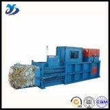 Presse horizontale automatique de vente chaude pour le papier de rebut, carton, plastique
