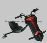 bicicleta elétrica da tração sem escova do motor 250W com suspensão