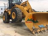 99%の新しい幼虫の車輪のローダー966h猫の構築機械