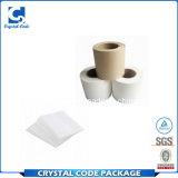 Roulis promotionnel de papier filtre de sachet à thé de taille normale