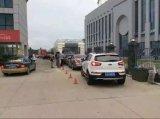 Sistema automático de la colada de coche del túnel de Risense con la fábrica de la alta calidad de 7 cepillos
