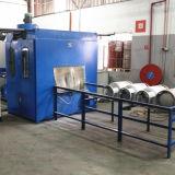 15kg de Machine van Metalizing van het Zink van de Apparatuur van de Productie van het Lichaam van de Lopende band van de Gasfles van LPG