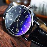 H313 Manier van de van het Bedrijfs paar Horloges van de Minnaar van de Legering van het Horloge de Toevallige Eenvoudige Waterdichte