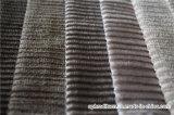 300GSM barra il tessuto del sofà del poliestere