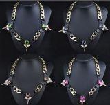 De Juwelen van de Manier van de Ketting van de Tegenhanger van het Kristal van de Halsband van de manier