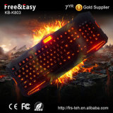 Venta caliente retroiluminada OEM Customzied OEM Gaming Keyboard