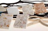 半透明な白の壁の装飾Bll-D11のためのアクリルの性質の質の人工的な石