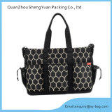 Mamã de Microfiber/mamã Bag, Baby Diaper Changing Bag para Outdoor
