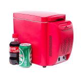 Cooling를 위한 DC12V, AC100-240V 및 Warming를 가진 혁신적인 Mini Fridge 6 Liter