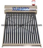 Sin presión calentador de agua solar Bg 180L9