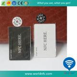 Smart card do PVC RFID do estrangeiro H3 da freqüência ultraelevada do preço de fábrica