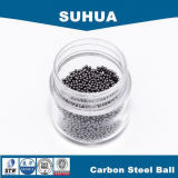 Sfere d'acciaio magnetiche a basso tenore di carbonio di mini formato