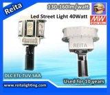 Lámpara al aire libre de la bahía de la iluminación 40W de la eficacia LED del 95% alta