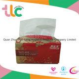 Papier de soie de soie faciale d'OEM de tissu de papier de constructeur de papier