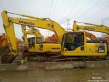 Excavatrice utilisée initiale PC220-7 des excavatrices PC220-7/KOMATSU de KOMATSU Hydralic
