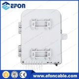 1X8 1X16 PLC Splitter FTTH 10pair Fibra Óptica Junction Box Terminal (FDB-016A)