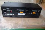 Dx38 de UHF Dubbele Handbediende Draadloze Microfoon van de Frequentie