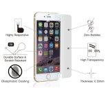 voor iPhone 7 de Aangemaakte Beschermer van het Scherm van het Glas, ultra 0.26mm de Hardheid van de Dikte 9h voor iPhoneToebehoren