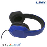 Écouteur de câble coloré bon marché personnalisé pour le lecteur MP3