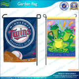 Iron Frame Digital Sublimation Print Drapeau de jardin (M-NF06F11002)