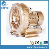 Traitement des eaux résiduaires à haute pression à faible bruit de ventilateur de boucle d'air d'aération