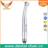 Diodo emissor de luz triplo Handpieces dental de alta velocidade do E-Gerador dos furos do pulverizador 4