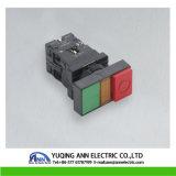 220V Xb2-Ew8345 mit LED-Anzeigelampen-Drucktastenschalter