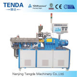 Tsh-20 Mini 또는 Small/Lab Plastic Recycling Machine 두 배 Screw Extruder