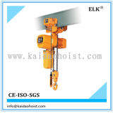 Clutch를 가진 5ton Electric Chain Hoist